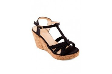 DARAH Strappy Wedges