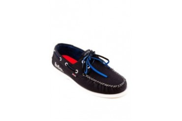 Lee Cooper Leather Boat Shoes