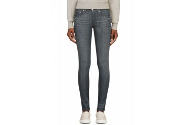 Rag And Bone Indigo The Skinny Jeans
