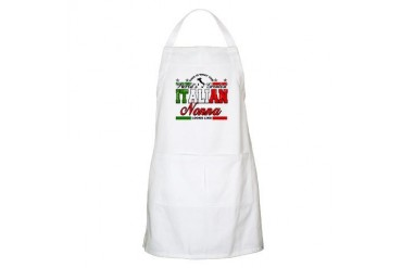 World's Greatest Italian Nonna BBQ Apron