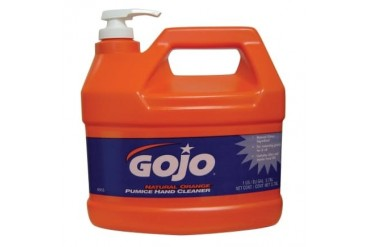 2 Pack 0955-02 Gojo 1 Gal Natural Orange Formula Hand Cleaner With Pumice