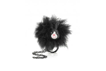 Le Pompon Convertible Rabbit Necklace/Ring