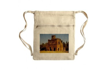 Ethiopia 11 Sack Pack Travel Cinch Sack by CafePress