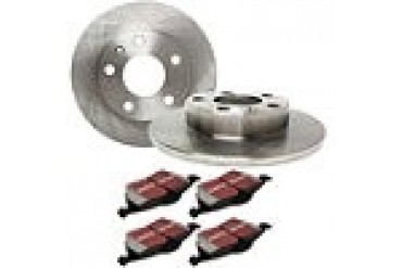 2004-2008 Acura TL Brake Disc and Pad Kit EBC Acura Brake Disc and Pad Kit S1KR1153