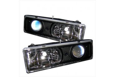 Spyder Auto Group Projector Headlights 5009289 Headlight Replacement