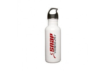 Snap Logo Steel Stainless Water Bottle 0.6l