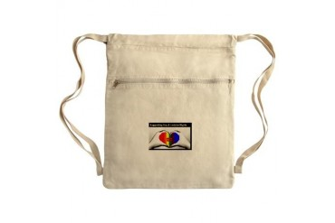 Gay Lesbian Rights Sack Pack Gay Cinch Sack by CafePress