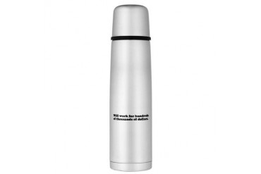 .jpg Large Thermos Bottle Funny Large Thermosreg; Bottle by CafePress