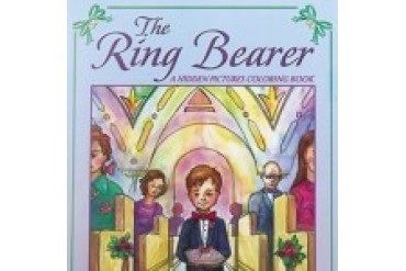 Simply Charming Ring Bearer Book - Style RBCB