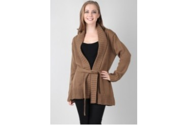 Noir Sur Blanc Fren Card Light Cardigan