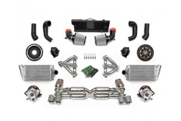 Fabspeed FS-700 Supersport Turbo Package Porsche 997 Turbo Tiptronic 07-09