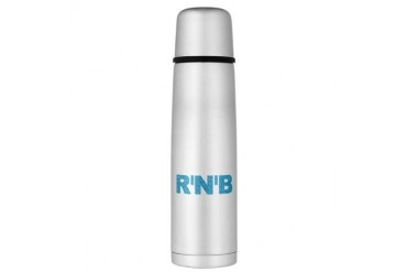 R and B Word Cloud Large Thermos Bottle Music Large Thermosreg; Bottle by CafePress
