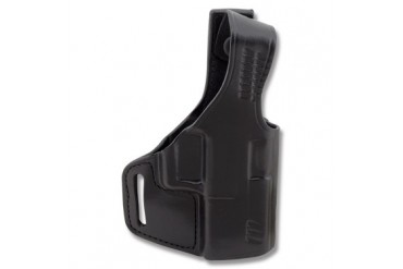 Bianchi Model 75 Venom Belt Slide Holster - Springfield XD-9/XD40 - Black - Right Hand