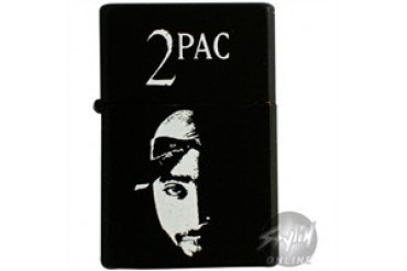 Tupac Half Face Lighters