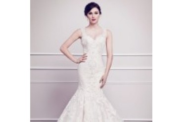 Kenneth Winston Wedding Dresses - Style 1565