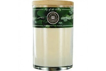 Lily Of The Valley Soy Candle 12 Oz Tumbler. A Peaceful amp Welcoming Blend