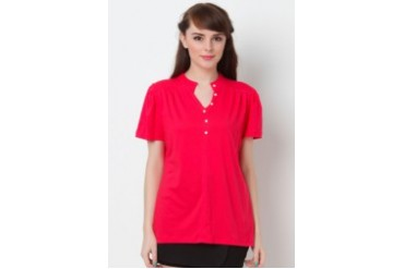 F 101 Babette Short Sleeve Blouse