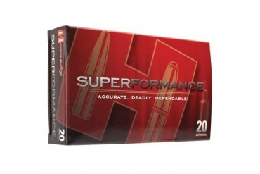 Hornady Superformance 308 Win 165 Gr Sst 20 Ct - Hornady Ammo 308 Win 165gr Sst Superformance 20bx