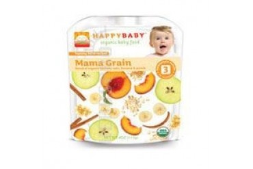 Organic Baby Food Stage 3 Mama GrainMama Grain 3.5 oz(case of 16)