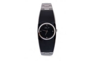 XC38 Silver/Black watch 701158113M0