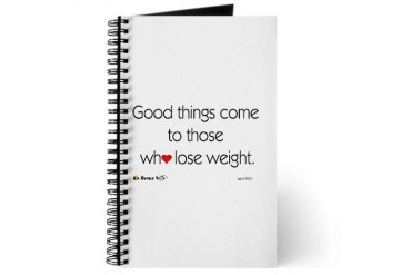 Good Things Come Humor Journal by CafePress