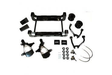 California Super Trucks 4 Inch Spindle Lift Kit CSS-C3-13 Complete Suspension Systems and Lift Kits