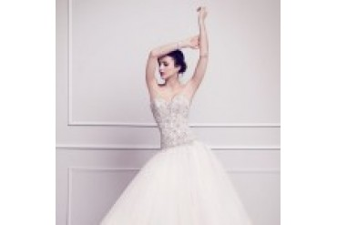 Kenneth Winston Wedding Dresses - Style 1562
