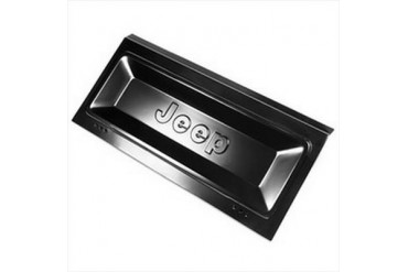 Omix-Ada Tailgate with JEEP Logo Stamped  DMC-5454025 Replacement Tailgates