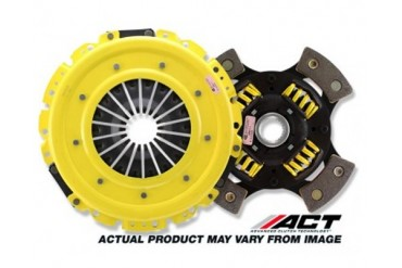 ACT HDG4 Heavy Duty With Sprung 4 Puck Disc Clutch Kit Mazda RX-7 Turbo 93-95