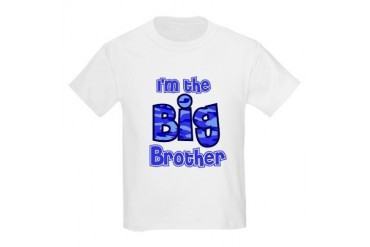 I'm The Big Brother Kids Light T-Shirt
