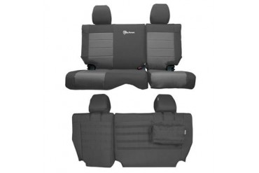 Trek Armor Rear Split Bench Seat Cover TAJKSC0810R4GG Seat Cover