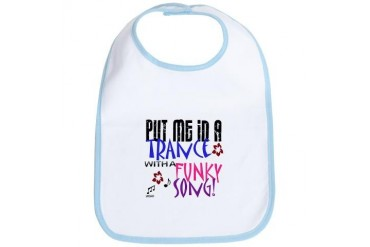 NEW KIDS ON THE BLOCK FAN Get Funky Bib