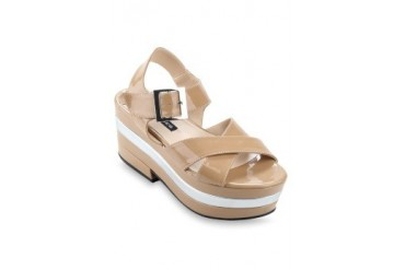FLY Dusty Sandal Wedges