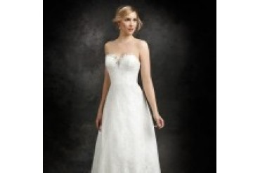 Ella Rosa Wedding Dresses - Style BE235