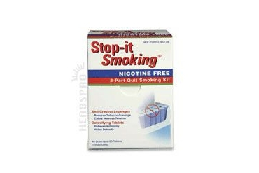 Stop-It Smoking 2-part Program 60 Tabs+48 Loz