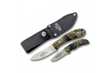 Utica Team RealTree AP HD Fixed and Folding Blade Combo