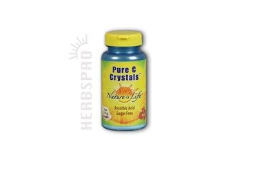 Pure C Crystals Powder Unflavoured 4 oz
