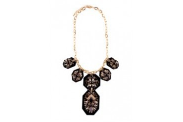 Sze Accessories Embellished Diva Necklace
