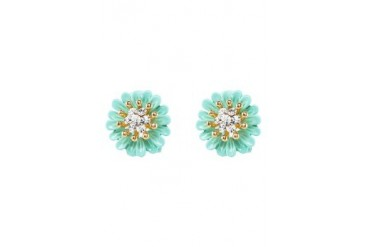 Japz Jewel Floral Earrings