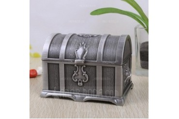Lion Head Alloy Ladies' Jewelry Box (011042128)