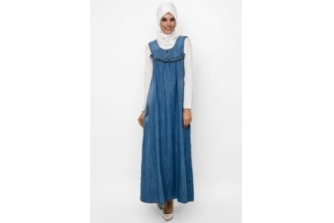 Cosmo Polite Gamis Jeans