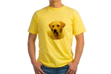 OFFICIAL YELLOW LAB T-SHIRT AS SEEN IN HANGOVER 2