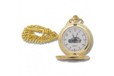 Public Servant Pocketwatch - Police