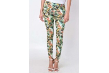 Adriana Floral Pants