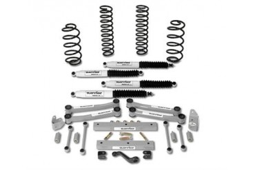 Warrior 4 Inch Economy Lift Kit 30840 Complete Suspension Systems and Lift Kits