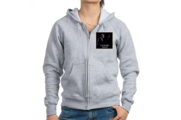 Obamas Victory Obama Women's Zip Hoodie by CafePress