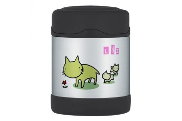 Liz Thermos Food Jar Cute Thermosreg; Food Jar by CafePress
