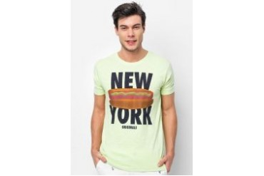 Jack & Jones New York T-Shirt