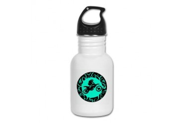 MX Rodeo Kid's Water Bottle by CafePress