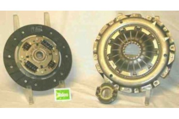 1999 Volkswagen Jetta Clutch Kit Valeo Volkswagen Clutch Kit 52155602 99
